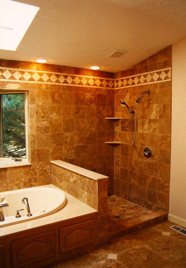 Custom Remodel - Bathroom Detail