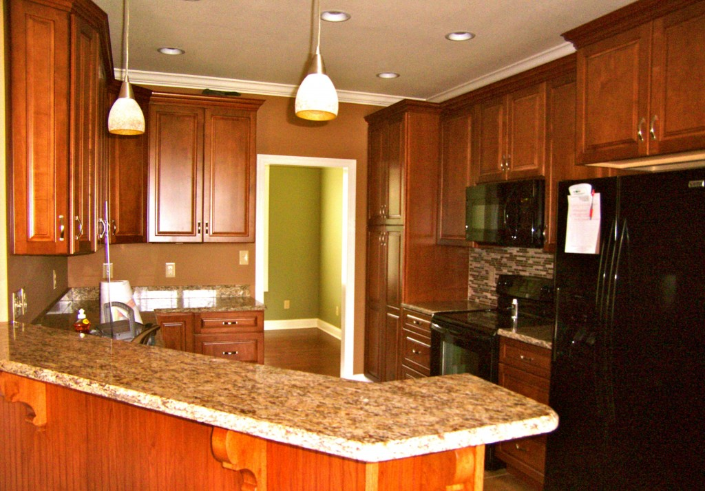 Custom Kitchen Cabinets and Energy Efficient Appliances
