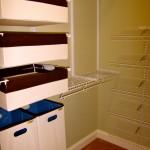 Custom Home - Closet Detail