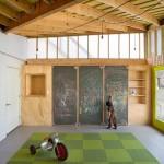 Hagar's House, February 2011