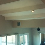 Custom Addition - Ceiling Detail