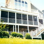 Screened-in Porch and Deck Addition
