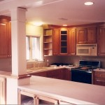 Parallel Construction regularly remodels kitchens and now offers green updates.